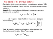 Lecture 16 on Phase Diagrams