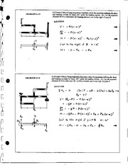 595_Mechanics Homework Mechanics of Materials Solution