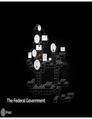 Government- The Federal Web 2