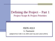 ISDS4113_Defining_Project_Part1_061711