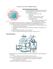 Lecture 12, Oct 1 2012: Flavivirus continued
