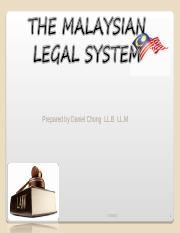 module1malaysianlegalsystem-130828223931-phpapp01