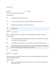Creating Learning Environments Online Exam 4 and 5.docx