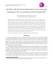 03. The Effect of Real Activities Manipulation on Accrual Earnings.pdf