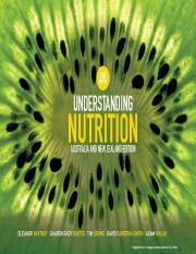 Overview of Nutrition 2016