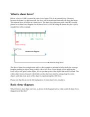 What is shear force.docx