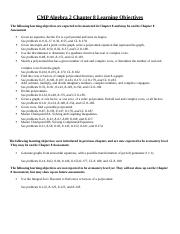 Chapter 8 Learning Objectives-2.docx