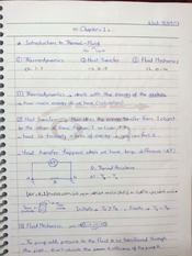 Thermal & Fluid Sciences-Ch.1,2,3,4-Notebook.Deema