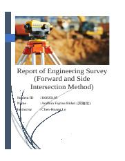 Report of Engineering Survey.docx