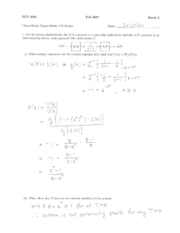 ECE3085-ControlSystems-Exam2_Fall07_solutions