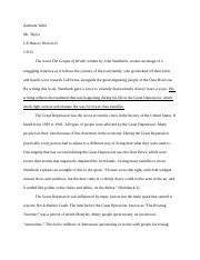 HIST ESSAY GOW.doc