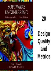 20 Quality and Metrics in Design.pptx