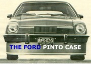 the ford pinto case a study in applied ethics Title: the ford pinto case: a study in applied ethics, business, and technology suny series, case studies in applied ethics, technology, and society.