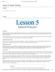 Lesson 5_TCP_IP