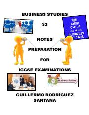 Business S3 IGCSE Examinations.pdf