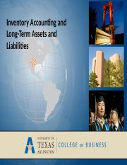 Lecture Inventory Long Term Assets and Liabilities (1)