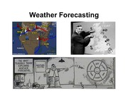 weatherforecasting