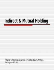 9 INDIRECT MUTUAL HOLDING.ppt
