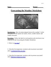 Forecasting-the-Weather-Webquest0 (1)