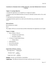 Lecture_Note_Chapter_11-Introduction_to_Risk,_Return,_and_the_Opportunity_Cost_of_Capital(1).docx