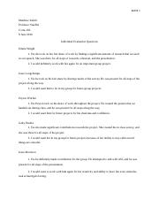 Individual Evaluation Questions.docx