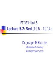 Lecture5.2 Sed.ppt