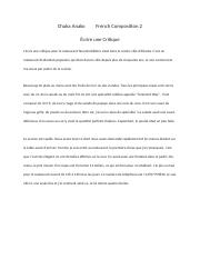 French Composition 2.docx