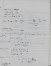 Derivatives of Logarithms