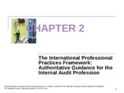 Chapter 2 IPPF Slides