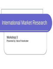 International Marketing Research 4.27.16.ppt