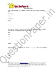 (www.entrance-exam.net)-Mphasis Placement Sample Paper 2