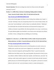 SOCI 1010 - Annotated Bibliography