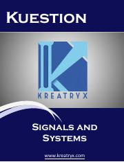 Signals and Systems Kuestion (EE)(1).pdf