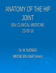 21.Hip Joint