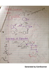 Epoxide Synthesis & Ring Opening Notes
