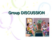 GroupDiscussion ppt