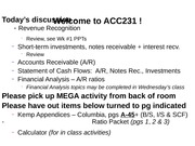 ACC231-Wk 8-Class 1-RC-Kemp Chs 4-7-12-Accounts Receivable-SV (1)