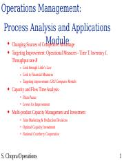 D30-Process Analysis.ppt