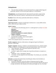 Psy 3321 Exam 3 study guide