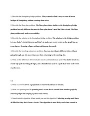 Research Questions and Answers worksheet