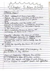 ACCT 303: Lecture Notes (parts 20)