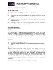 Tutorial_3-Question_only-Lecture_3-Internal_control-Final