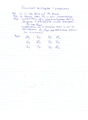 Math 411 Solutions to Chapter 1 Problems