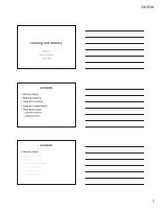 21 Learning and memory_notes.pdf