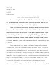 The Rules Essay