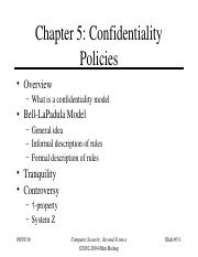 05 Confidentiality policies.ppt