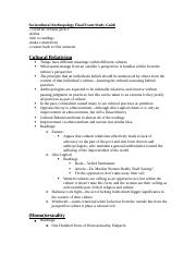 ANTHRO FINAL STUDY GUIDE-3