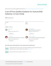 autombile example of quality cost.pdf