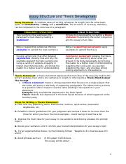 essay structure doc Essay plan in just 5 minutes this document contains everything you  your essay will have perfect structure and read in a logical order (examiners.