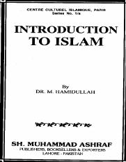 19 Introduction of Islam.pdf